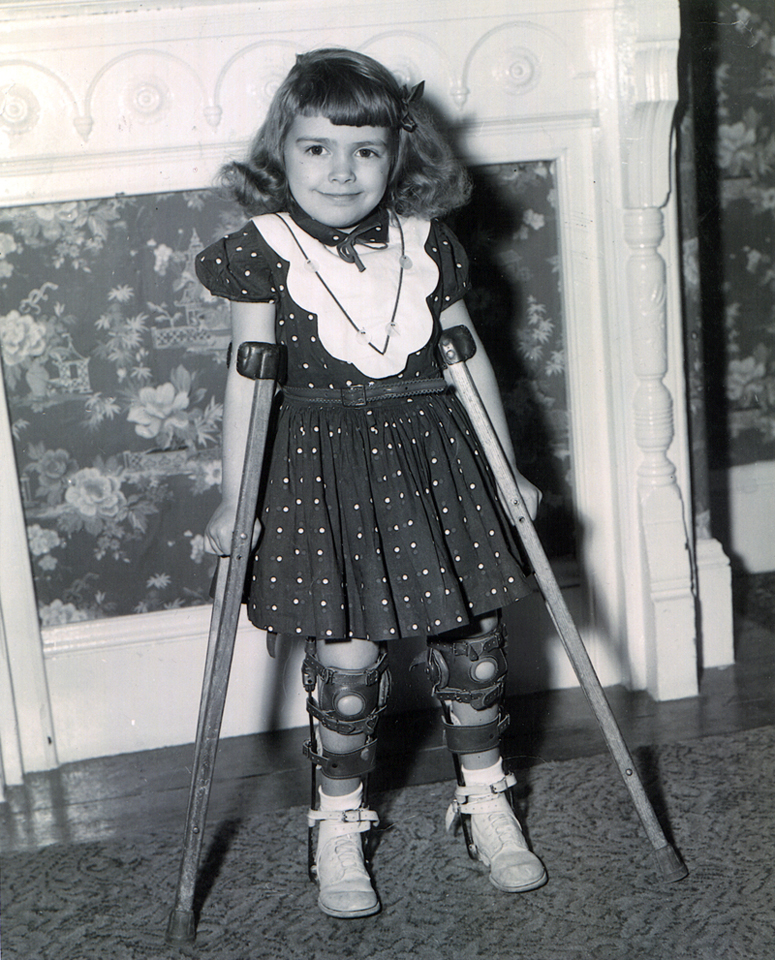 The Reluctant Poster Child Post Polio Polio Place